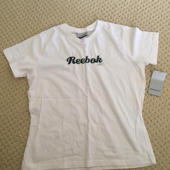 Women's Size Medium Adidas Reebok T-Shirt Set